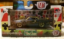 M2 Machines - 1971 Plymouth 'Cuda 440 CHASE  Wild Cards ONLY 500 MADE WORLDWIDE!