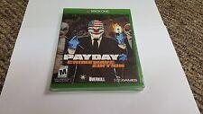 Payday 2: Crimewave (Microsoft Xbox One, 2015)