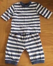 Baby Boys Striped Newborn Pyjama Set