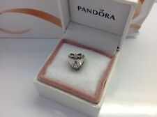 "Pandora ""Pink With Love"" S925ALE Charm # 791423PCZ"