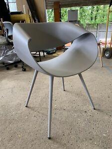 Züco Lounge Chair in Grey Little Perillo Zuco  Armchair