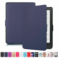 Ultra Slim Folio Leather Magnetic Smart Sleep/Wake Case Cover For KOBO Clara HD