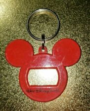 Vintage Mickey Mouse Walt Disney World Bottle Opener