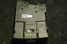 MERCEDES SL 300 R 129 GLOVE BOX SWITCHES AND LOCK 1298206810