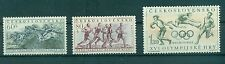 JEUX OLYMPIQUES - OLYMPIC GAMES MELBOURNE CZECHOSLOVAKIA 1956 II
