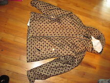 Women's Roxy Wintersports 10,000 Brown 4N1 Coat Size M Excellent Condition NICE