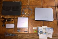 * VERY RARE * Sony Vaio PCG-SRX51P Vintage Laptop with full accessories