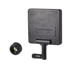 WiFi 2,4GHz 8dBi SMA Männlichen Panel Swivel Antenne für Drone FPV Sender