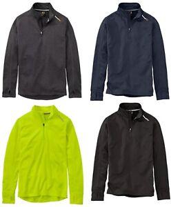 NEW Timberland PRO Men's Understory Quarter-Zip Fleece Long Sleeve Shirt