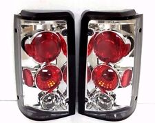 FOR FORD AEROSTAR 1985 - 1997 CHROME TAIL LIGHTS WITH RIGHT SIDE WATER TANK