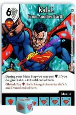 052 KAL-L: From Another Earth -Common- WORLD'S FINEST Marvel Dice Masters