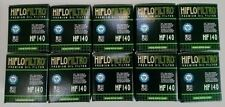 Husqvarna SMR125 (2012) HifloFiltro Filtro De Aceite (HF140) x Paquete Con 10