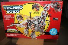 Vintage Technozoids Zoids Battlesaurus Mint in Beautiful Box