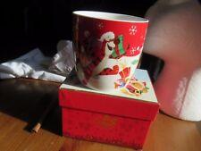 Disney Store Christmas 2013 Winnie the Pooh Mug, BNIB, New.