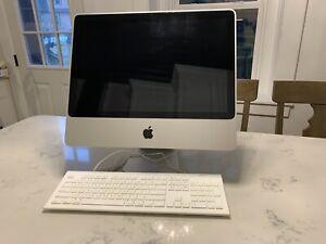"iMac 20"" Mid-2007 A1224 Intel Core 2 Duo 2.4GHz 4GB RAM 640GB HDD Yosemite"
