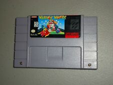 VINTAGE Wario's Woods (Super Nintendo Entertainment System, 1992)