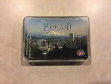 """Portland, Oregon """"City Of Roses"""" Deck Of Playing Cards"""