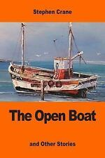 The Open Boat : And Other Stories by Stephen Crane (2017, Paperback)