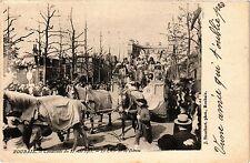 CPA Roubaix .- Cavalcade du  (193324)