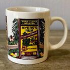Myers's Original Dark Jamaican Rum Coffee Tea Cup Mugs 10 0z Fred Myers's Sons