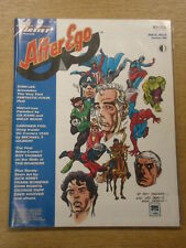 ALTER EGO VOL 2 #2 VF 1998 SUMMER TWOMORROWS US MAGAZINE STAN LEE SPIDERMAN HULK