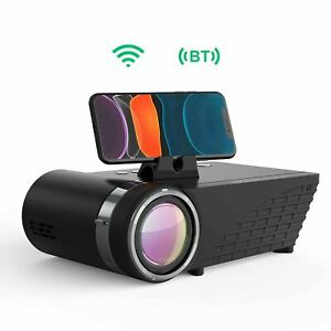 BlitzWolf BW-VP8 1080P 5500LM LED Bluetooth 5 WIFI Home Theater Video Projector