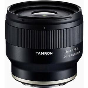 Tamron 35mm F2.8 Di III OSD Lens Sony E-Mount