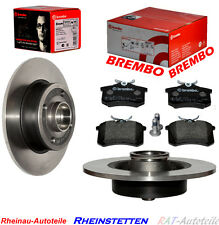 Brembo Bremsscheiben + Beläge  Hinten RENAULT CLIO 4  1.6 RS, MEGANE III diverse