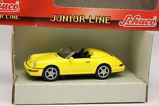 Schuco 1/43 - Porsche 911 Speedster Jaune