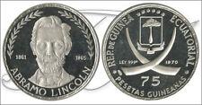 Guinea Equatoriale - Monete commemorative- Anno: 1970 - numero KM00010.1 - PROOF