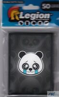 50 LEGION SUPPLIES Sad Panda MATTE DECK PROTECTOR CARD SLEEVES Pokemon mtg