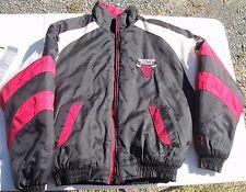 Vintage 90s Pro Player Chicago Bulls Jacket Ladies 16-18 XL (LC)