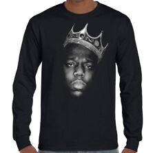 Long Sleeve Hip Hop Regular Size T-Shirts for Men