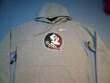 Nike Florida State Seminoles Fleece Club BRAND NEW Hoodie NWT FSU Noles Pullover