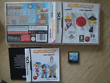 Mind Your Language: Learn Japanese  NINTENDO DS (DS)