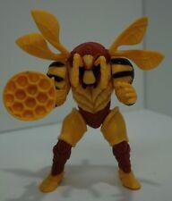 Power Rangers STINGER SHOOTING GRUMBLE BEE Evil Space Aliens w/ Card