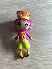**MINI LALALOOPSY** WACKY HATTER (mad hatter, Alice in wonderland)