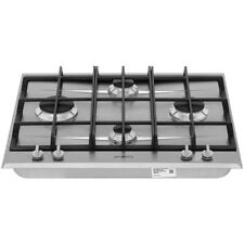 Smeg P260XGH Cucina Built In 60cm 4 Burners Gas Hob Stainless Steel New from AO