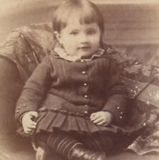 PORTRAIT OF ADORABLE CHUBBY BABY IN FUNNY OUTFIT - LIMA, NY