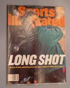 Sports Illustrated July 10 1995 Long Shot John Daly Original Plastic No Label