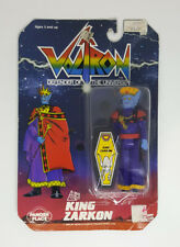 VOLTRON Vintage KING ZARKON Action Figure MOC Sealed 1985 Panosh Place WEP