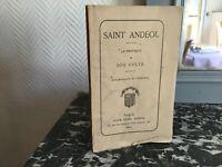 San Andéol La Pratica Di il Suo Cult Victor Allenamento 1869