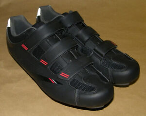 Tommaso Bicycle Cleats    Model Strada      Men Size 14