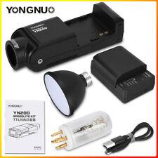 YONGNUO YN200 TTL HSS 2.4G 200W Pocket Flash Light Outdoor Speedlite fr Camera