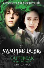 Outbreak (Vampire Dusk), Rook, Sebastian, New Book
