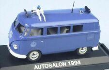 SCARCE VITESSE VW T1 VAN AMSTERDAM POLITIE DUTCH POLICE 1:43 LTD EDT MB 1 OF 210