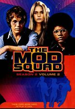 THE MOD SQUAD // SEASON 2 VOL 2 //  PEGGY LIPTON , USED 3DVD SET // MICHAEL COLE