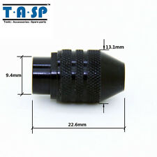 0.5-3.2mm Universal Dremel Chuck Mini Drill Collet for Rotary Tool Multi Keyless