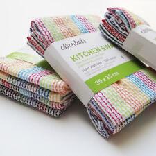 12PCS High Absorbent 100% Cotton Kitchen cloth SWAB Dish Towels Tea Towels Wipes