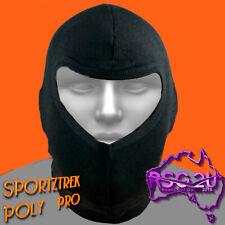 Sportztrek polypro balaclava , black , post